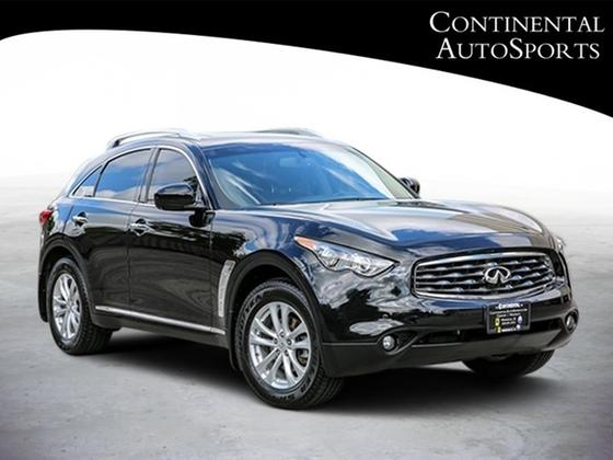 2011 Infiniti FX35 :24 car images available