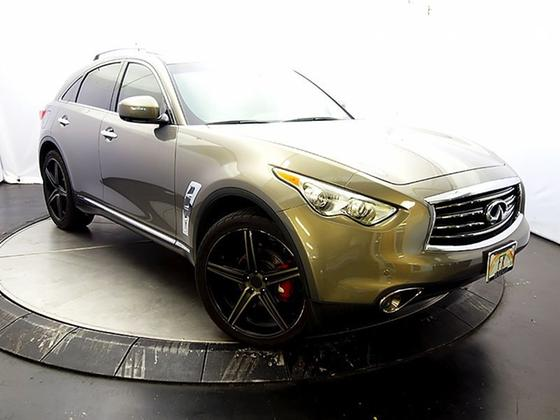 2012 Infiniti FX35 :22 car images available