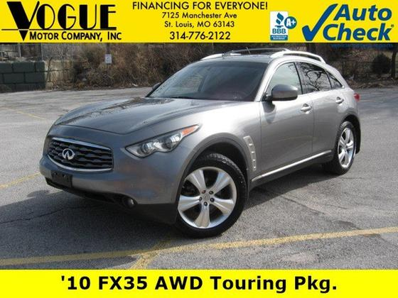 2010 Infiniti FX35 :24 car images available