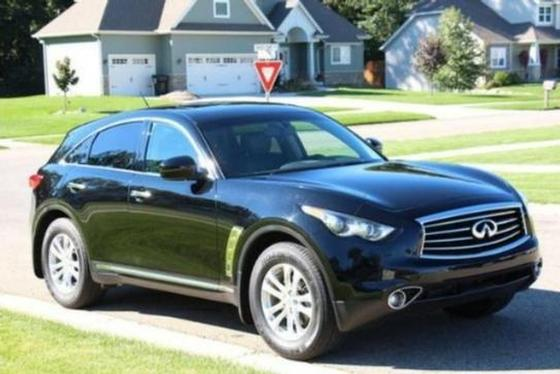 2013 Infiniti FX37 :4 car images available