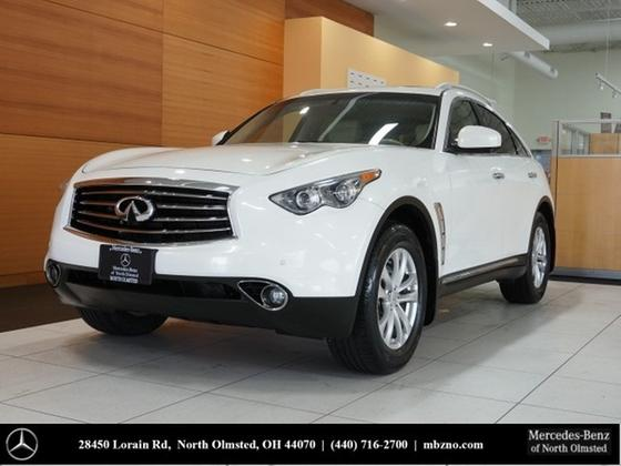 2013 Infiniti FX37 :24 car images available