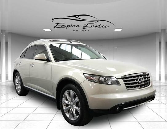 2006 Infiniti FX45 :24 car images available