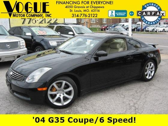 2004 Infiniti G35 :22 car images available
