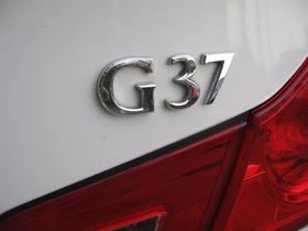 2012 Infiniti G37 Journey