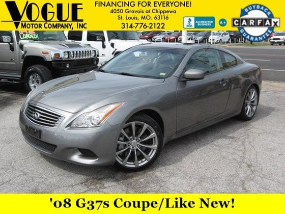 2008 Infiniti G37 Sport:24 car images available