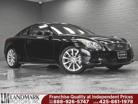 2009 Infiniti G37 Sport:24 car images available