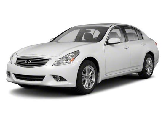 2012 Infiniti G37 x : Car has generic photo