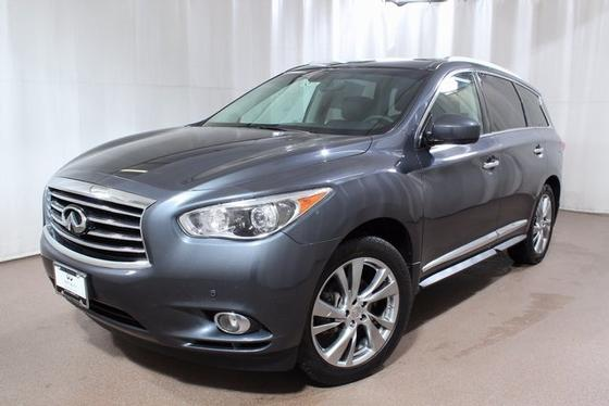 2013 Infiniti JX35 :23 car images available