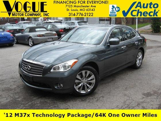 2012 Infiniti M37 :24 car images available