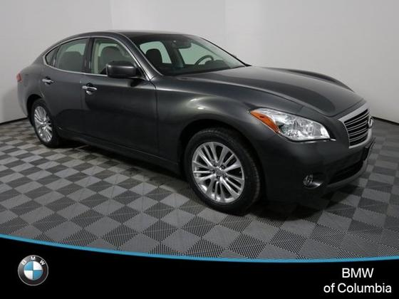 2012 Infiniti M37 x:24 car images available