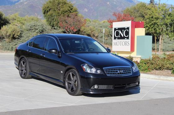 2007 Infiniti M45 :24 car images available