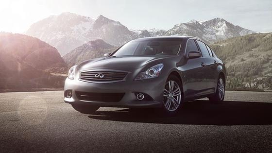 2015 Infiniti Q40 :2 car images available