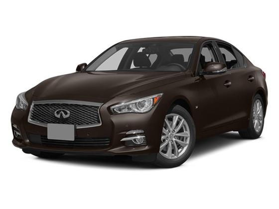 2014 Infiniti Q50  : Car has generic photo
