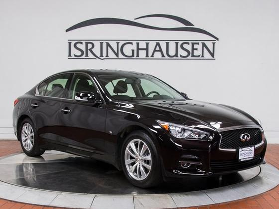 2014 Infiniti Q50 :22 car images available