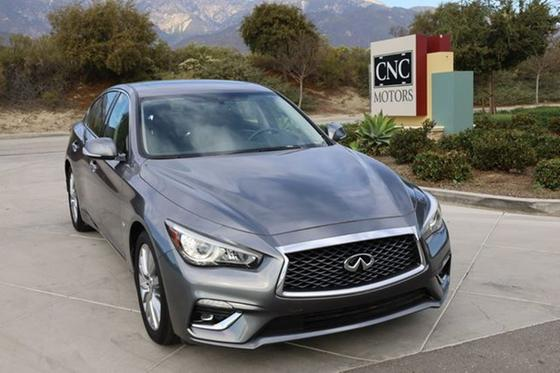 2019 Infiniti Q50 :21 car images available