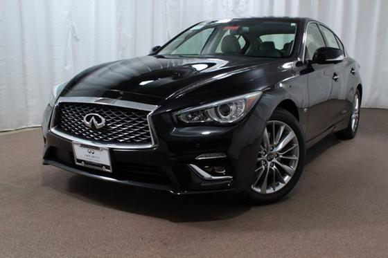 2019 Infiniti Q50 3.0t Luxe:23 car images available
