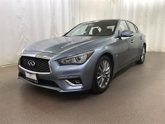 2019 Infiniti Q50 3.0t Luxe:18 car images available