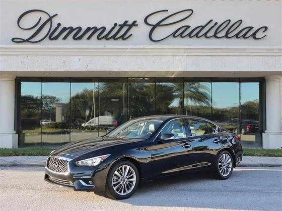 2018 Infiniti Q50 3.0t Luxe:24 car images available