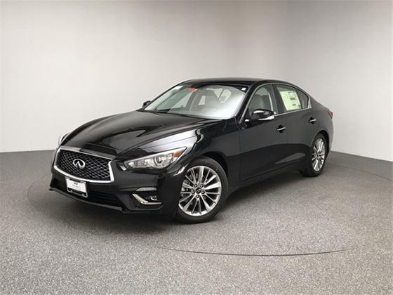 2021 Infiniti Q50 3.0t Luxe:24 car images available