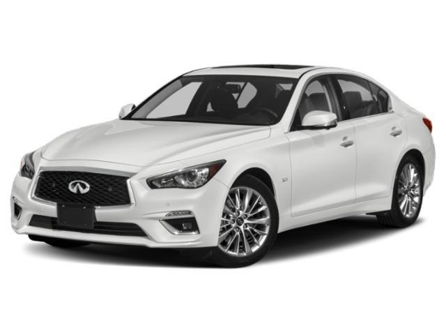 2018 Infiniti Q50 3.0t Luxe : Car has generic photo