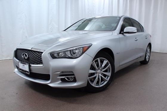 2014 Infiniti Q50 Hybrid:23 car images available