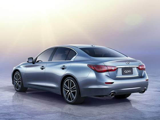 2014 Infiniti Q50 Hybrid : Car has generic photo