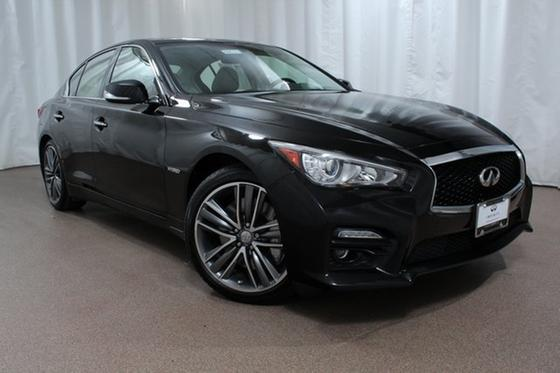 2014 Infiniti Q50 Hybrid:24 car images available