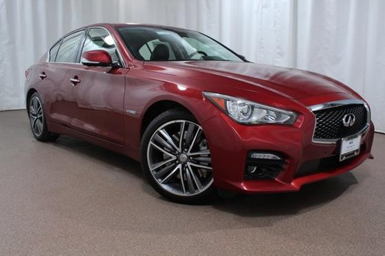 2015 Infiniti Q50 Hybrid:24 car images available