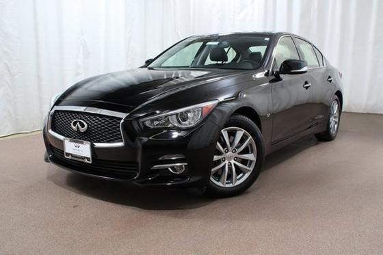 2015 Infiniti Q50 Premium:24 car images available
