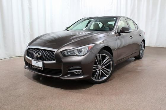 2014 Infiniti Q50 Premium:24 car images available