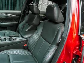2018 Infiniti Q50 Red Sport 400