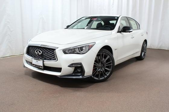 2019 Infiniti Q50 Red Sport 400:24 car images available