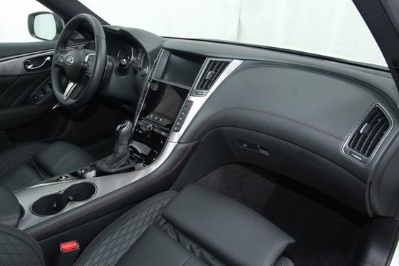 2019 Infiniti Q50 Red Sport 400