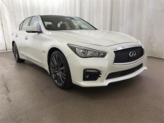 2017 Infiniti Q50 Red Sport 400:18 car images available