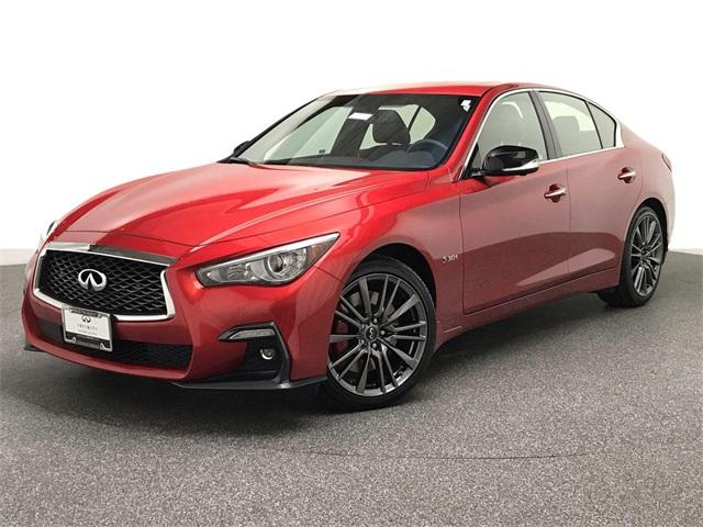 2018 Infiniti Q50 Red Sport 400:24 car images available