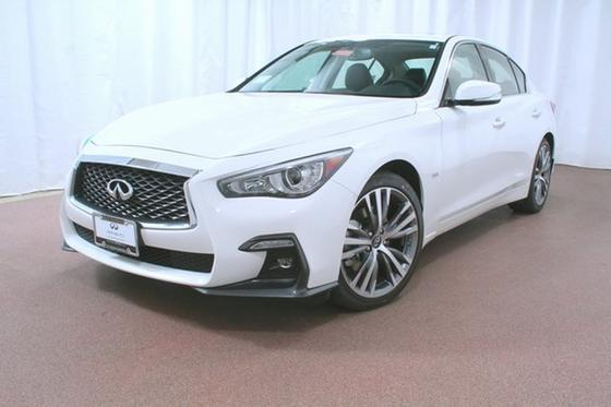 2018 Infiniti Q50 Sport:23 car images available