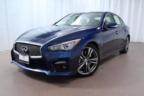 2017 Infiniti Q50 Sport:23 car images available