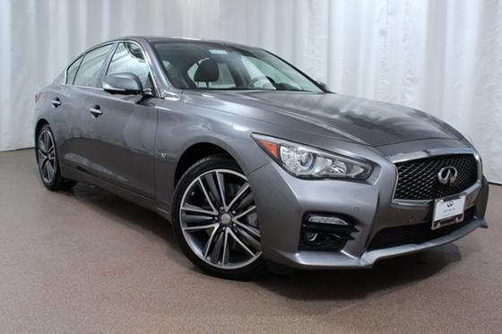 2014 Infiniti Q50 Sport:24 car images available