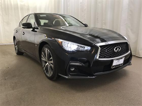 2020 Infiniti Q50 Sport:24 car images available