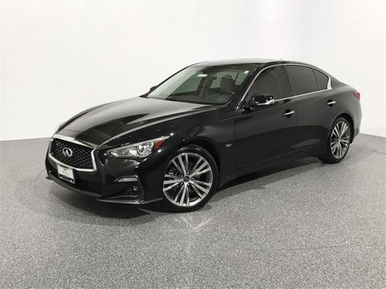 2018 Infiniti Q50 Sport:24 car images available