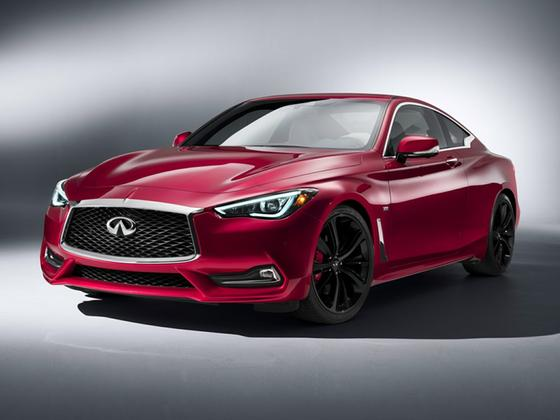 2018 Infiniti Q60  : Car has generic photo