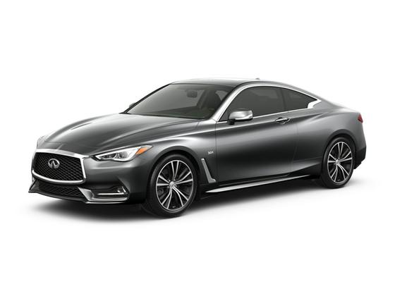2018 Infiniti Q60 3.0t Luxe : Car has generic photo