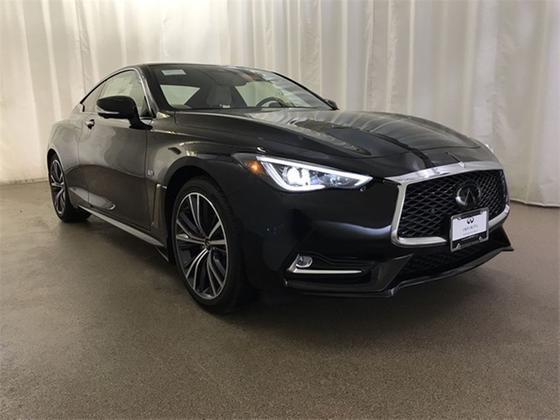 2020 Infiniti Q60 3.0t Luxe:24 car images available