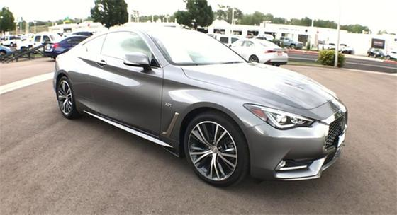2019 Infiniti Q60 3.0t Luxe:14 car images available