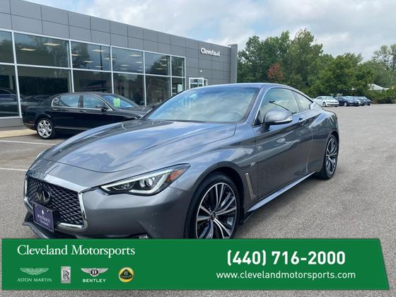 2020 Infiniti Q60 3.0t Luxe:15 car images available