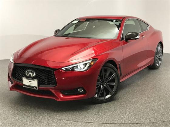 2021 Infiniti Q60 Red Sport 400:24 car images available