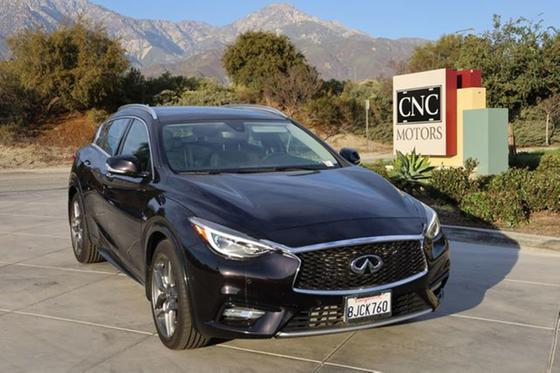 2018 Infiniti QX30 :21 car images available