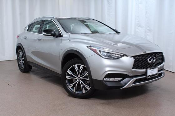 2017 Infiniti QX30 Premium:24 car images available