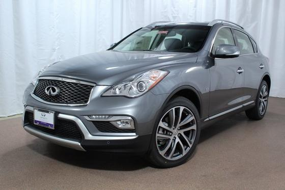 2017 Infiniti QX50 :21 car images available