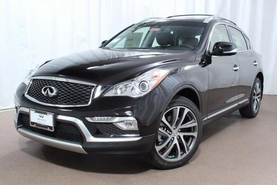 2017 Infiniti QX50 :22 car images available